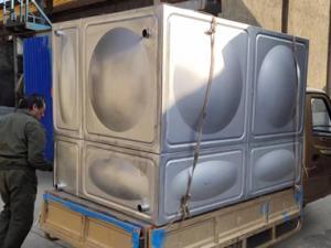 不锈钢水箱成品