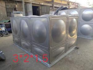 3*2*1.5不锈钢水箱
