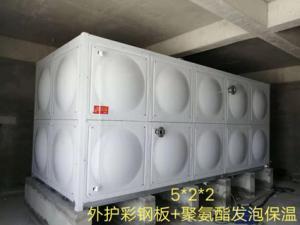 不锈钢保温水箱1