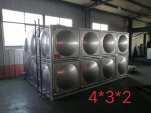 4*3*2不锈钢水箱