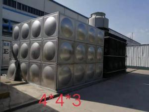 4*4*3不锈钢水箱